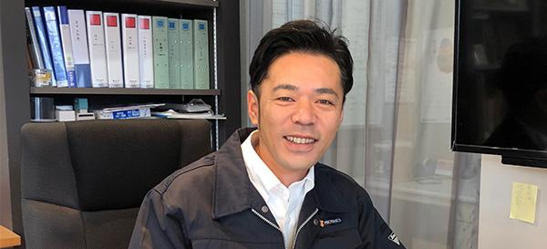 代表取締役 遠藤 就起